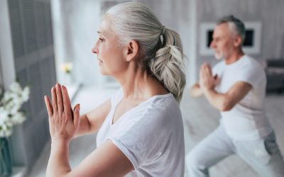 Yoga after stroke