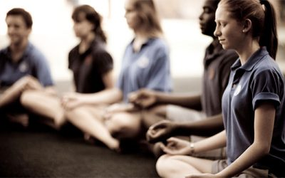 Yoga supports Teen Mental Health